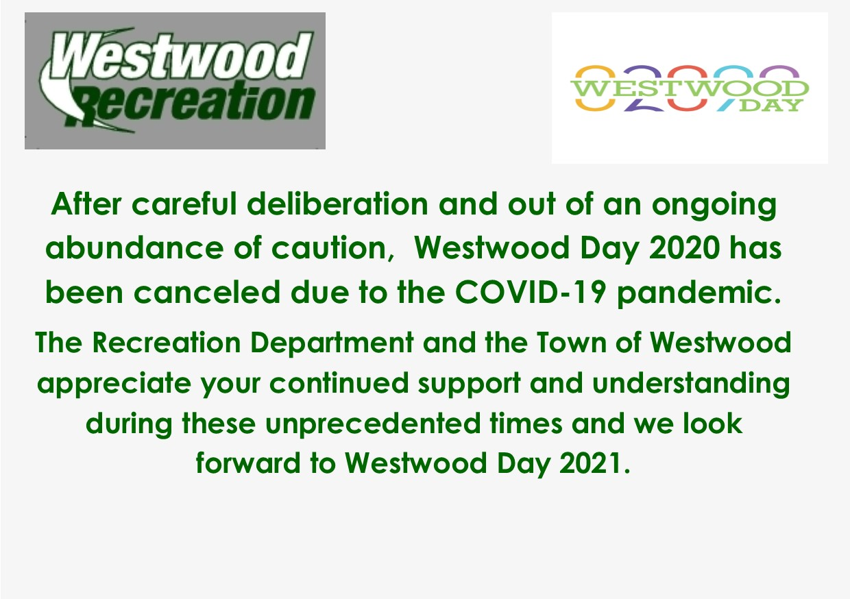 COVID cancel sign WWD