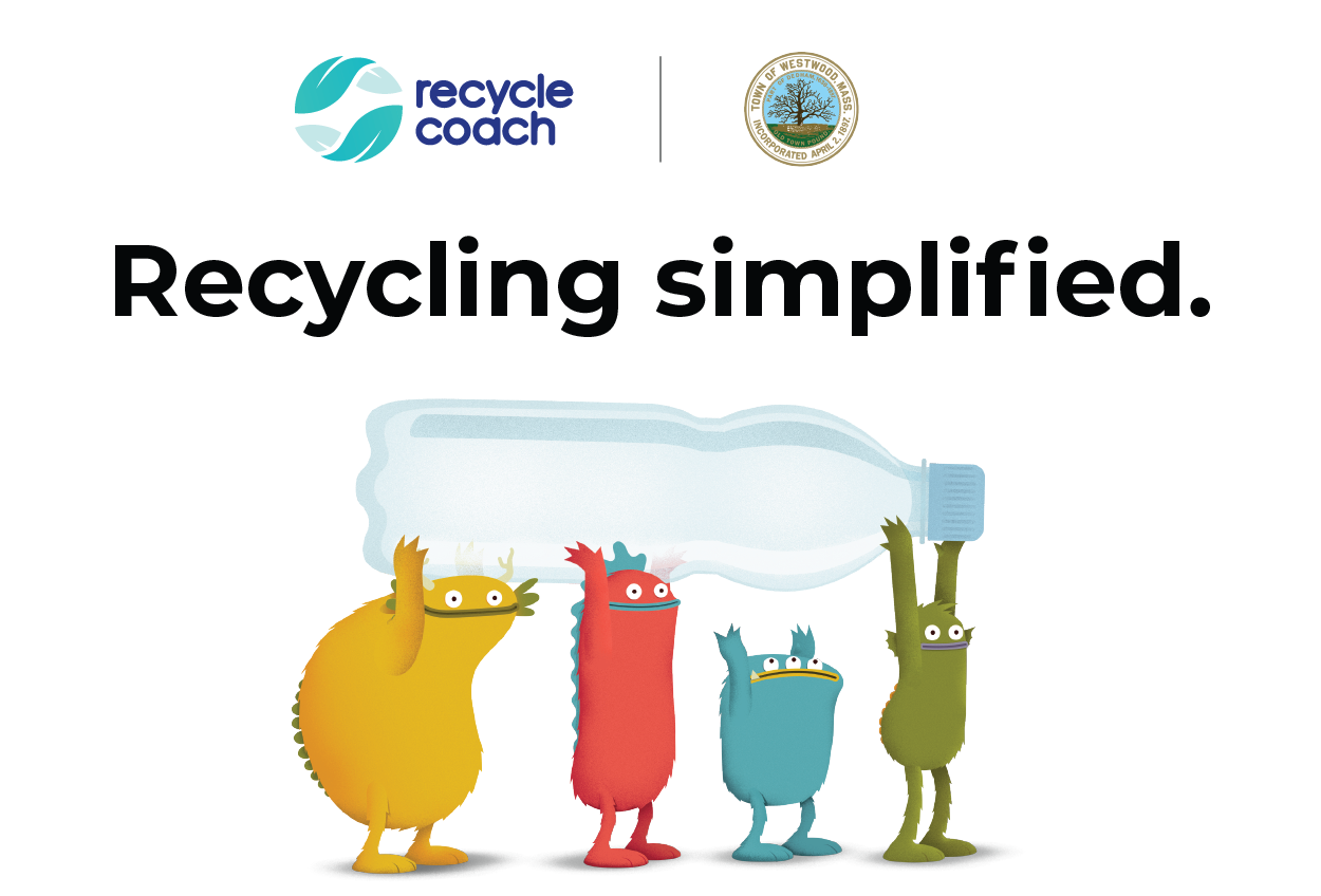 Sign up for Recycle Coach